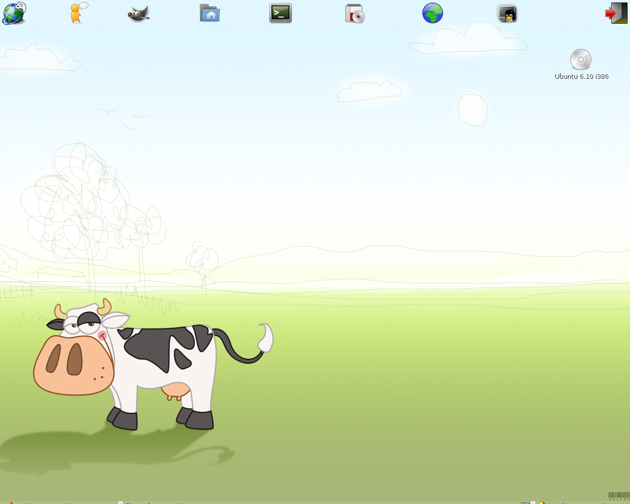 Tatties Desktop