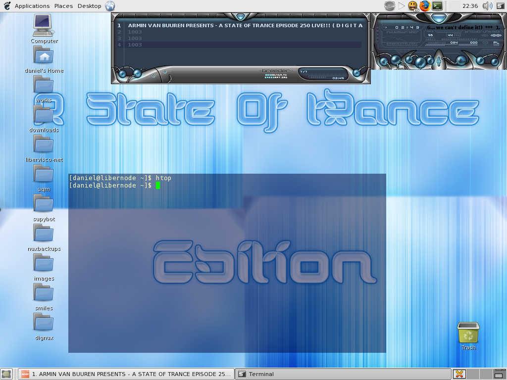 Trancy Desktop