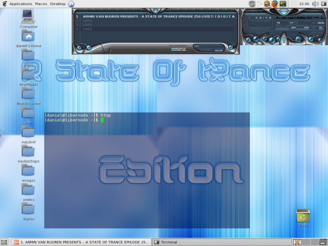 Trancy Desktop