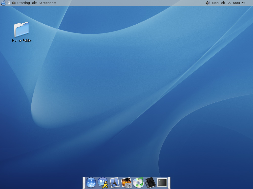 Ubuntu looking like OS X