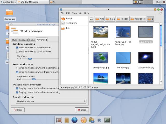 OS Xfce