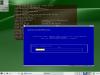 ReactOS installer in qemu