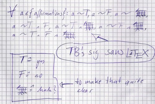 TB's sig, slighly decoded.