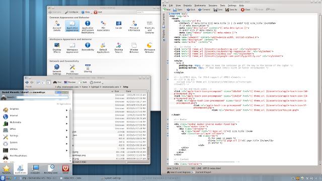 KDE4 Desktop