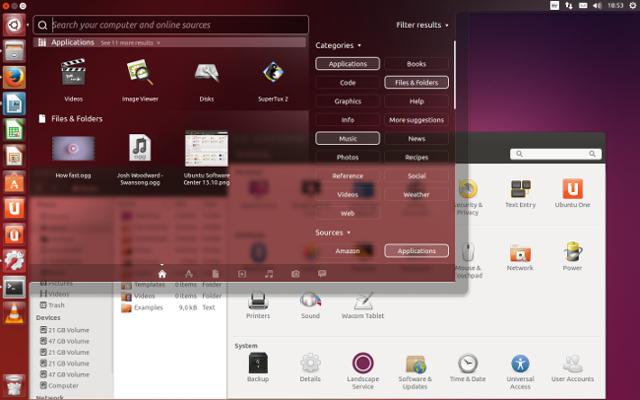 Ubuntu Unity