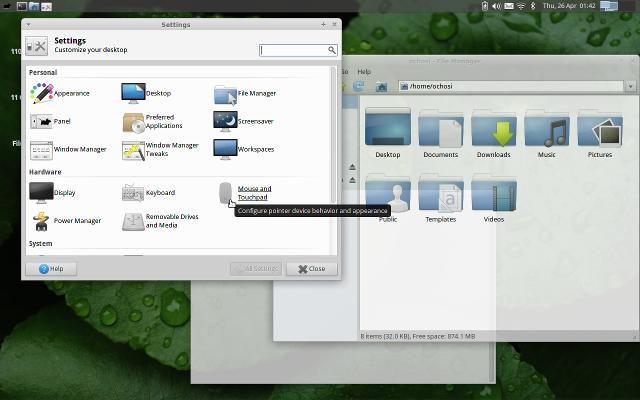 Xfce4 Desktop
